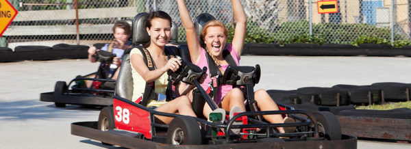 Adventure Speedway Go Karts | Adventure Landing Family Entertainment Center | Jacksonville, FL