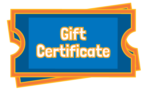 Gift Certificate | Adventure Landing Family Entertainment Center | Jacksonville, FL