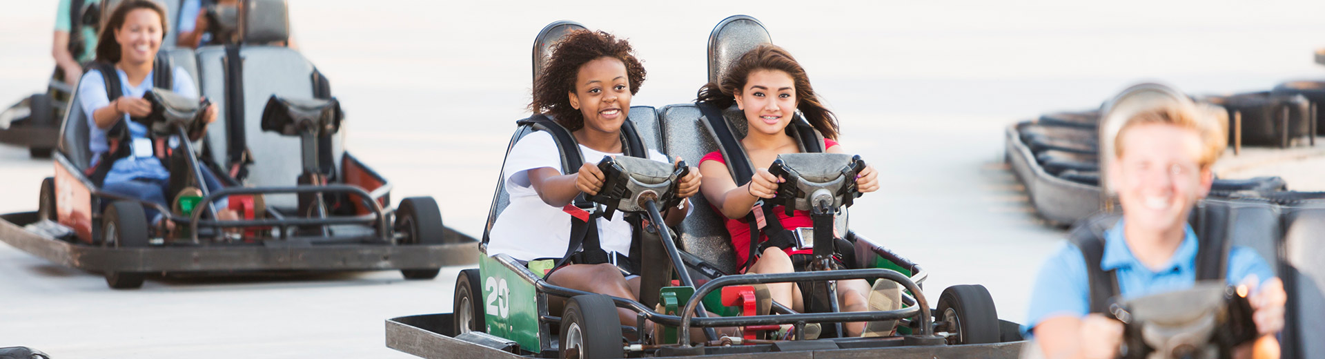 Go Karts | Adventure Landing Family Entertainment Center | Jacksonville, FL