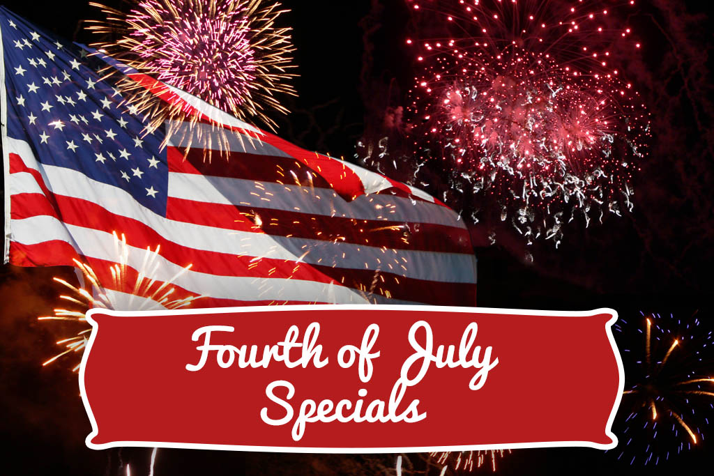 Fourth Of July Specials Jacksonville Blanding
