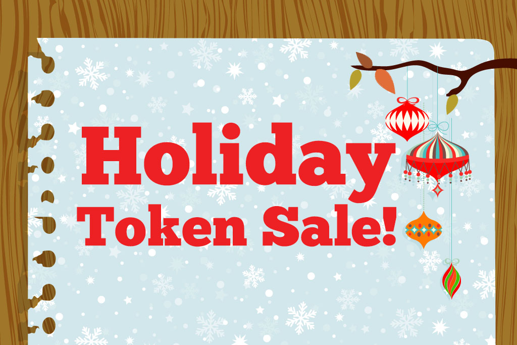 Holiday Token Sale Jacksonville Blanding
